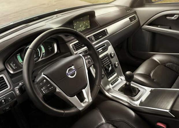 Volvo отзывает 3762 автомобиля с российского рынка