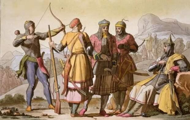 Война в Кабарде