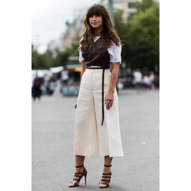 Мода для невысоких: как Мирослава Дума ломает стереотипы