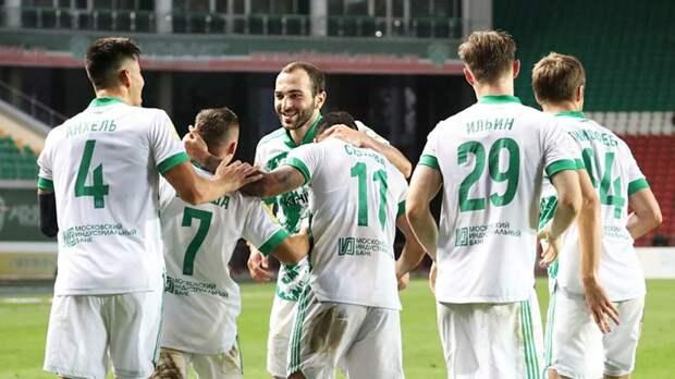 Разгром «Краснодара» со счетом 5:0 стал крупнейшей победой «Ахмата» в истории РПЛ