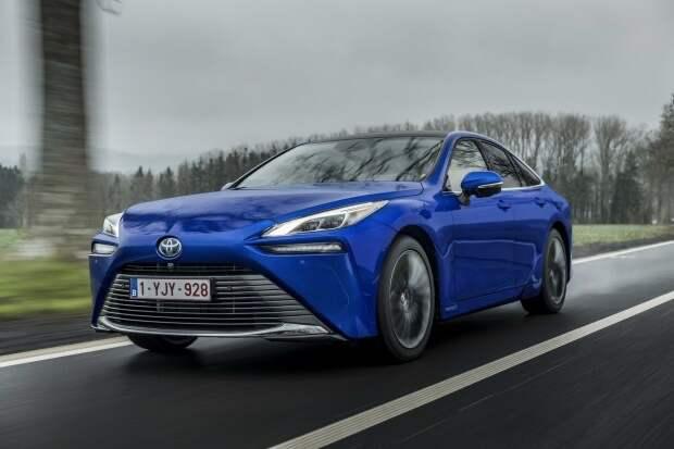 Абсолютно новая модель от Toyota уже в продаже