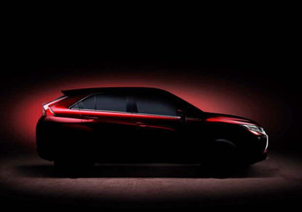 Mitsubishi представит в Женеве новый компактный кроссовер