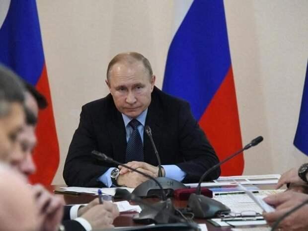 Президент России рассказал о результатах своей вакцинации против COVID-19