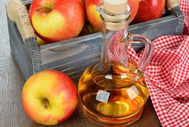 Эффективные косметические рецепты на основе яблочного уксуса