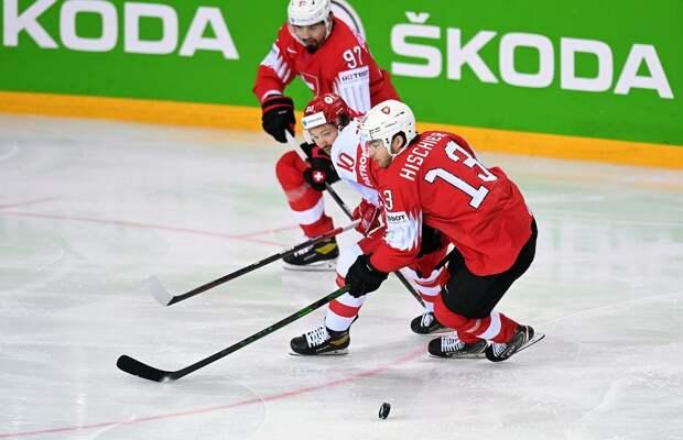 «Верю, что мы сможем побороться за золото». Главный тренер и игроки сборной России — о победе над Швейцарией