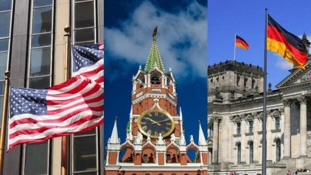 Вакцина из РФ становится камнем преткновения между ФРГ и США