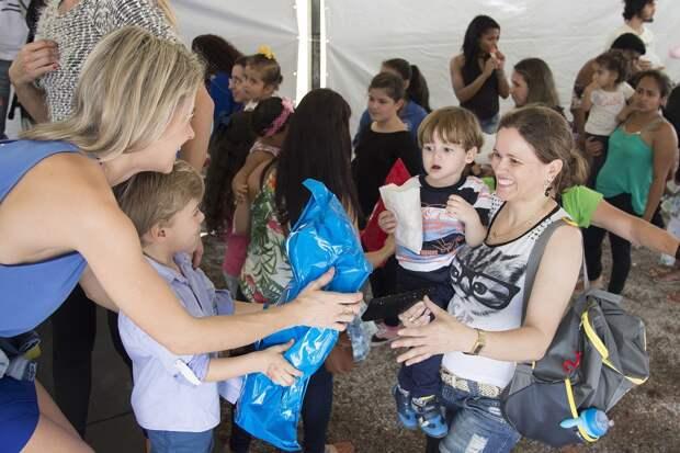 Благотворительная акция для семей с детьми стартовала в Можге