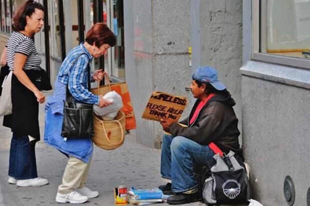 Взрослые проявляют сострадание и становятся более щедрыми в присутствии детей