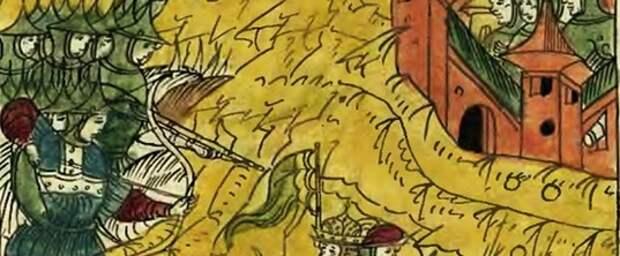 Триста рингенцев. Царская месть (2 статьи)