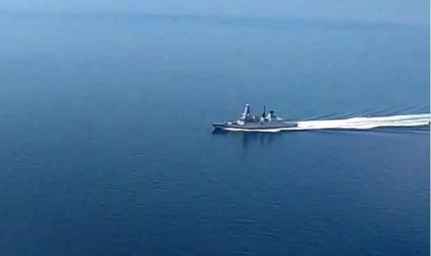 После провокации британского эсминца HMS Defender простился с должностью начштаба ЧФ РФ