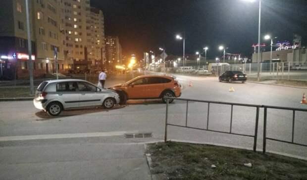 ВТюмени пьяный водитель сребёнком вмашине устроил погоню отполицейских