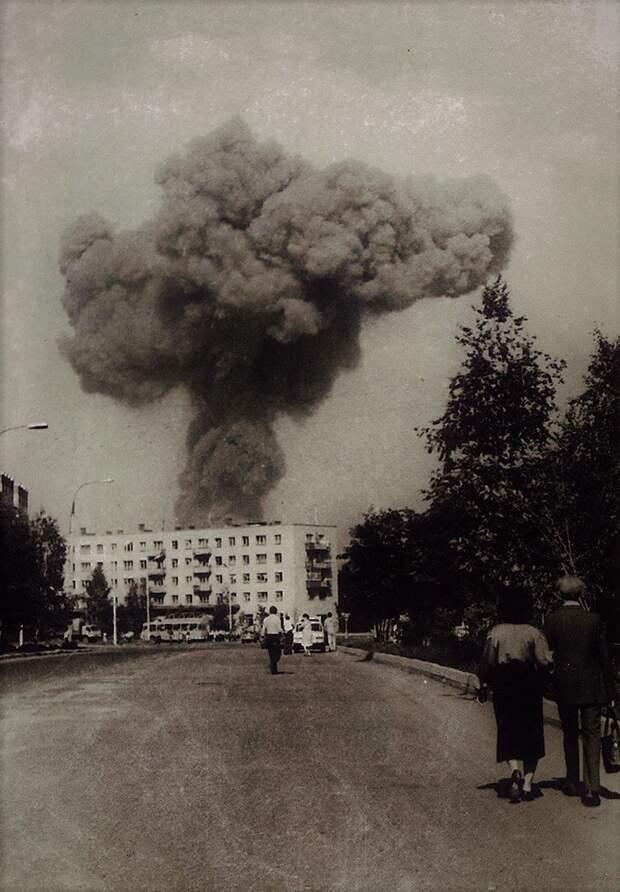 Пятилетка катастроф: как взрыв поезда едва не уничтожил целый советский город Арзамас, СССР, история, техногенная катастрофа