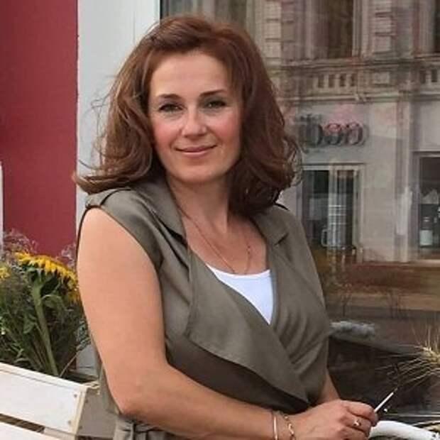 Оксана Броховецкая