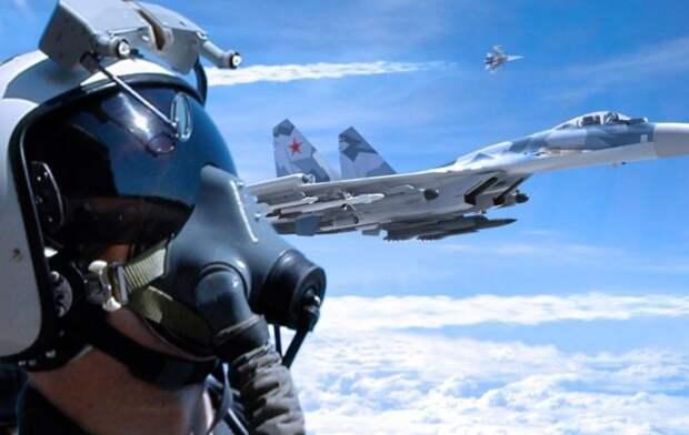 «Сумасшедший русский»: что показал русский летчик американскому осталось загадкой…но это подействовало