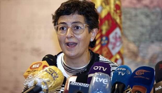Захарова назвала «высшим пилотажем пропаганды» ответ главы МИД Испании на слова Лаврова