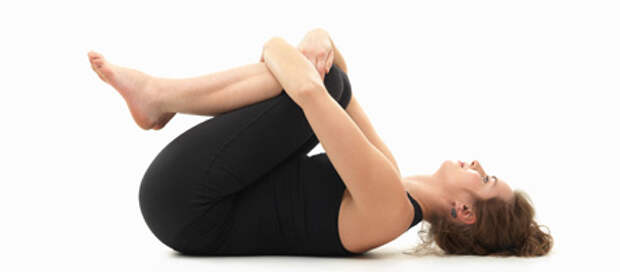 Как при помощи пяти поз в йоге избавиться от жировых складок на талии