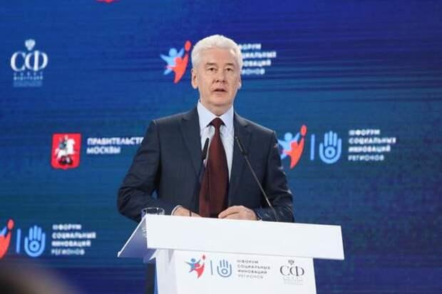 Сергей Собянин сообщил о продлении нерабочих дней в Москве до 19 июня включительно
