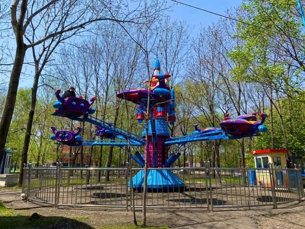 Недетские цены: сколько сегодня стоит погулять с ребенком в городском парке
