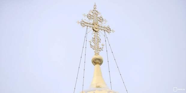 В храме на Шереметьевской обновили расписание богослужений на июнь