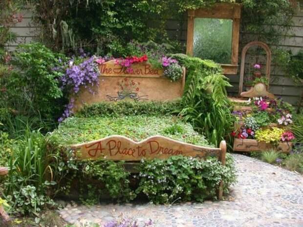 Два старых чемодана вполне могут превратиться в вместительную тумбочку. /Фото: expertolux.com