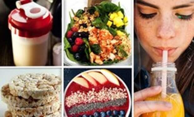 20 «полезных продуктов», которые на самом деле вредят красоте и здоровью