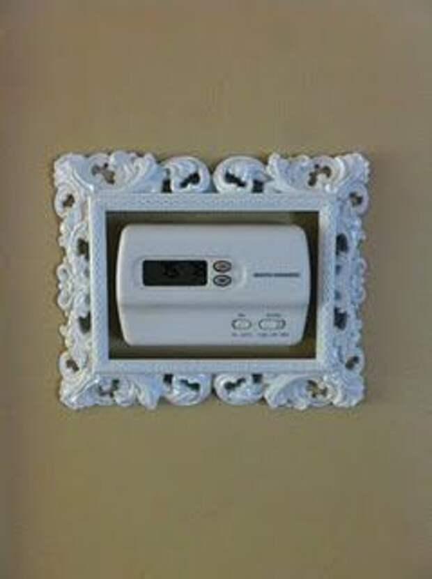 Как украсить выключатель (трафик)