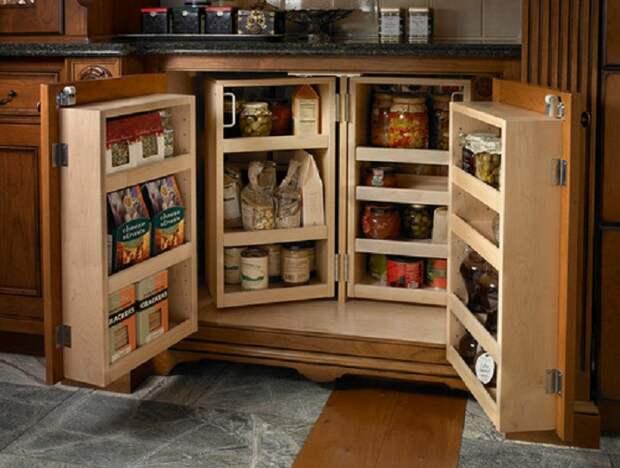 Оригинальное декорирование кухни при помощи оптимизации пространства на ней, что станет лучшим вариантом.