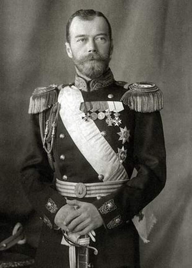 Св. страстотерпец император Николай II