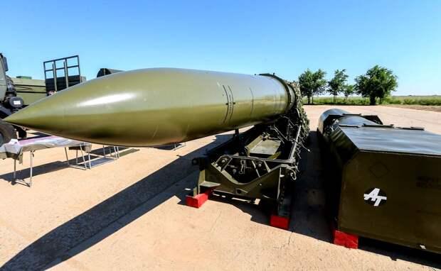 США пугает Китай российскими ракетами 9М729