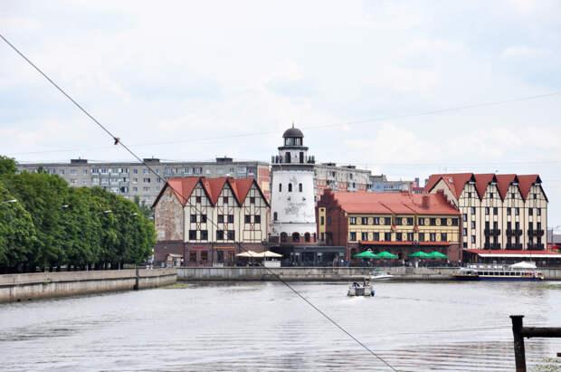 Власти Калининградской области решили ввести курортный сбор