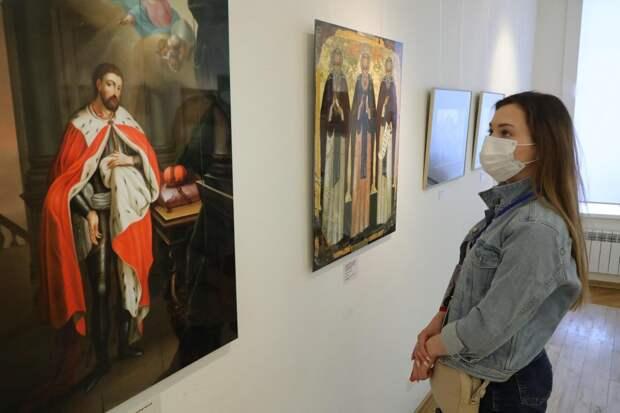 «Александр Невский. 800 лет с Россией»: нижегородцы окунутся в глубь веков на передвижной выставке
