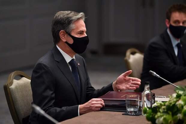 Госдеп потребовал от Зеленского умерить амбиции относительно НАТО