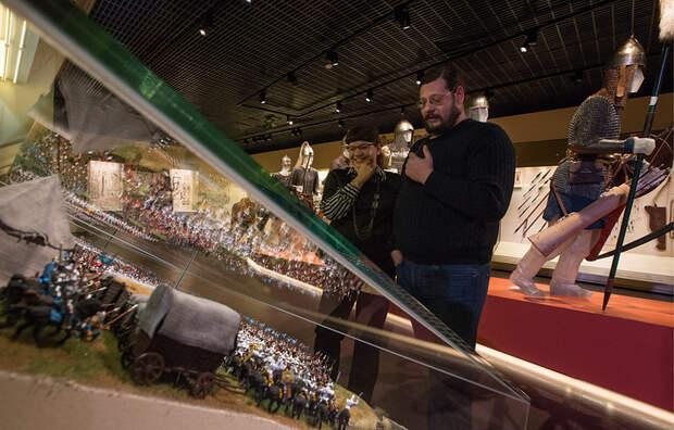 Ученые будут искать могилы воинов на Куликовом поле с помощью тепловизоров