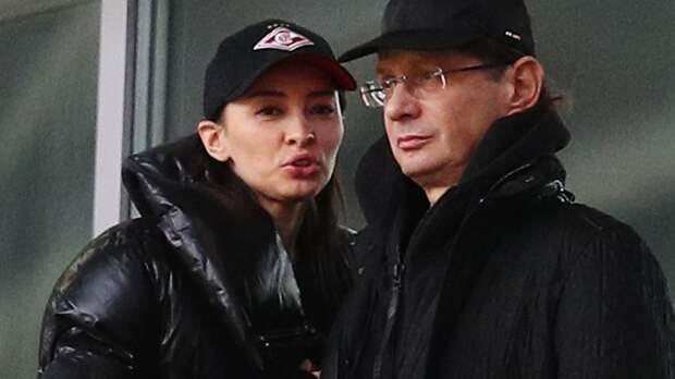 «Буря в стакане кефира». Уткин прокомментировал выход жены Федуна из совета директоров «Спартака»