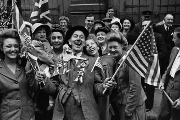 Кто получил выгоду от Второй мировой войны