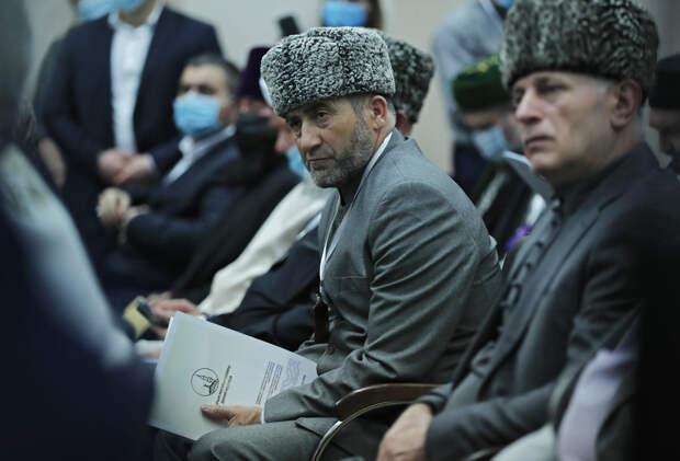 В Севастополе прошла международная конференция на тему духовного управления мусульман России в период пандемии