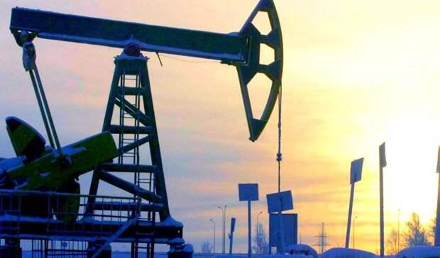 На9,3% сократилась добыча нефти вРФв2020 году