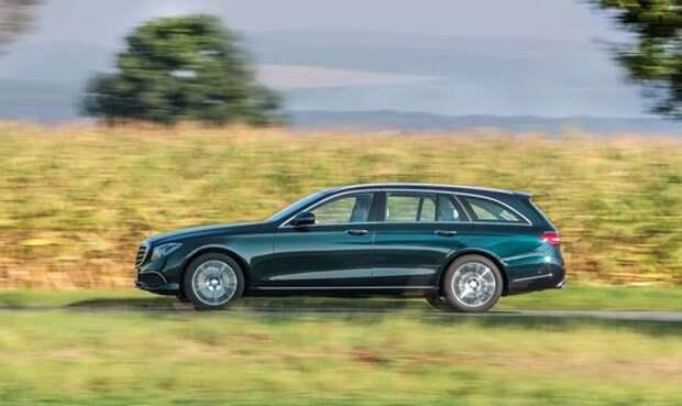 Без вариантов: объявлены российские цены на универсал Mercedes-Benz E-класса