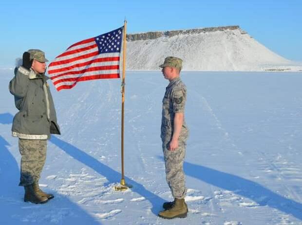 США просто хотят защитить Арктику