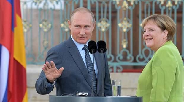 Как Путин всех обыграл в играх с транзитом газа