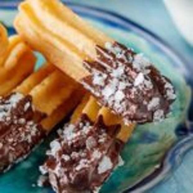 Чуррос – испанский десерт
