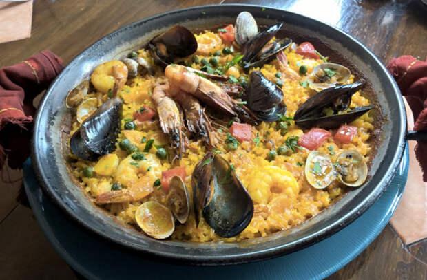 Самые вкусные блюда из риса на планете