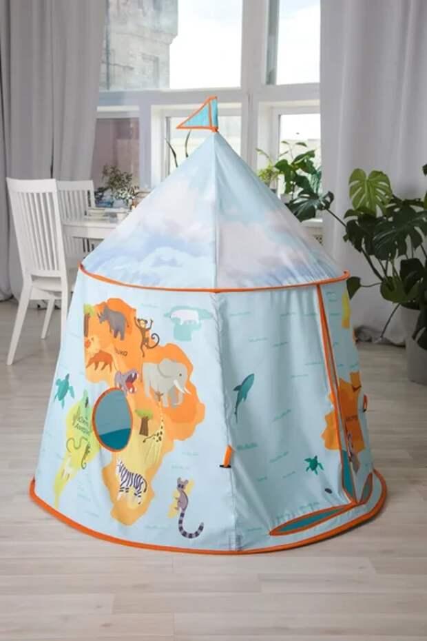Большой хваст: мы, наконец-то, выпустили свою первую по-настоящему эксклюзивную детскую палатку.