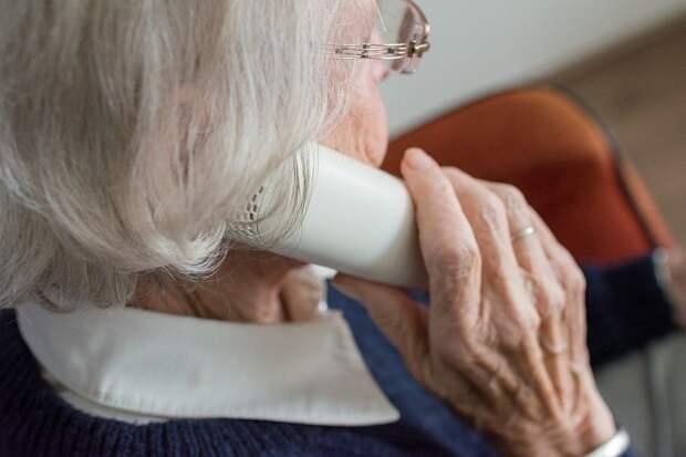 Одиноким пожилым людям из Марьина требуется внимание