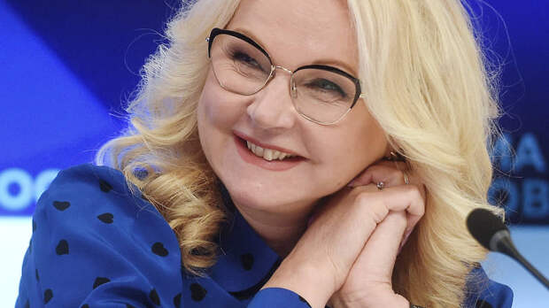 Вице-премьер России Татьяна Голикова