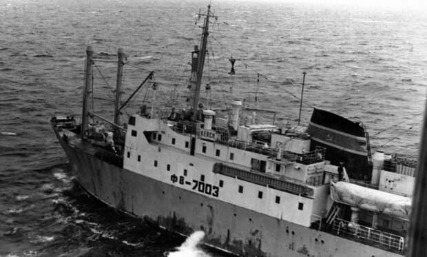 Последнее ЧП на советском флоте: что случилось 18 декабря 1991 года у берегов Британии