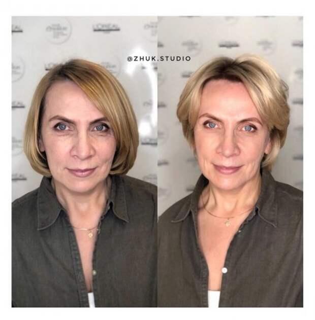Московский парикмахер-стилист, который преображает женщин, возвращая им молодость