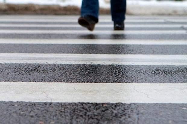 В Энгельсе КамАЗ насмерть сбил пешехода на переходе