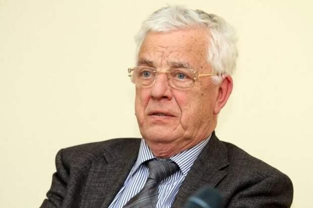 Раймонд Паулс знатно «прошелся» по латышам: «Присосались к ЕС и ждут чуда!»