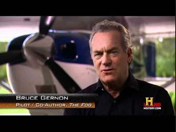 Брюс Гернон и загадочный электронный туман Бермудский треугольник, аномалии, теории